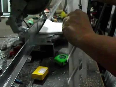 Como Hacer Una Persiana O Celocia De Aluminio
