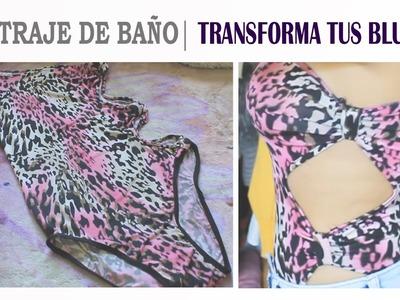 DIY TRAJE DE BAÑO| SUEMYLUCIO