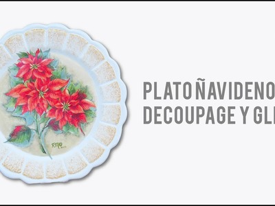 Plato Navideño
