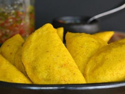 Receta de Empanadas Vallunas | Cómo Hacer Empanadas Colombianas | SyS