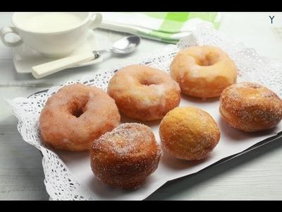 Receta Fácil de Donuts Caseros