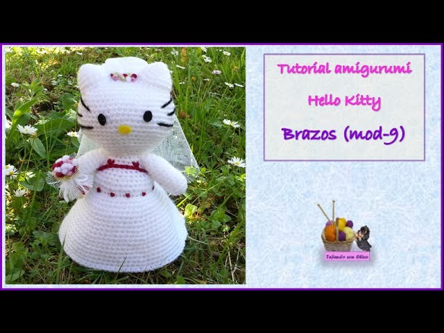 Amigurumi Hello Kitty - FREE Crochet Pattern / Tutorial (Chart ...   480x640
