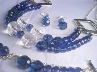 Bisuteria collares, aretes, pulseras, relojes de bisuteria - Lue Bisutery
