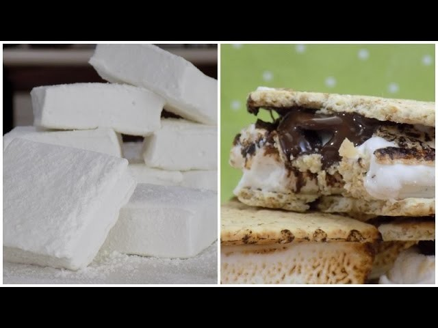 ¿Cómo hacer bombones caseros?| Moka S'mores| S'mores chocomenta| Tiny Tany