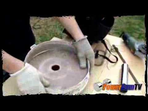 Discos De Cemento