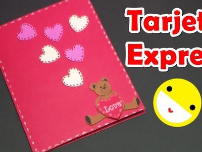 Tarjeta Express ???? (mas facil imposible)