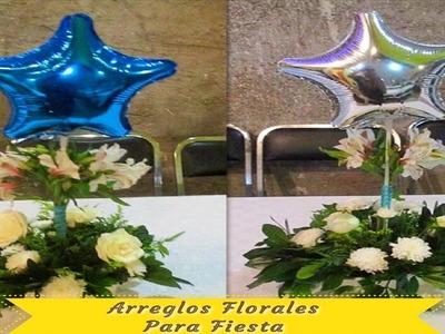 Arreglos Florales Para Fiesta