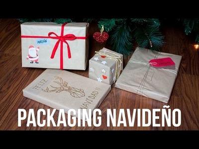 Cómo envolver regalos y personalizarlos