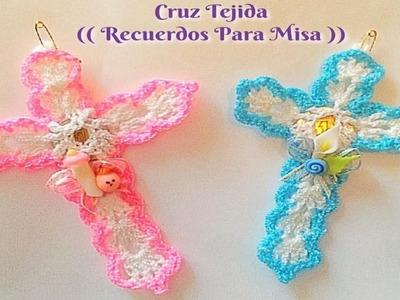 Cruz Tejida (( Recuerdos Para Misa ))