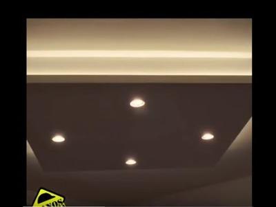 Decora tu habitacion con este falso techo. | Manos a la obra