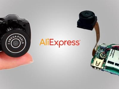 Microcámara por 5 € en AliExpress   GoPobre #27