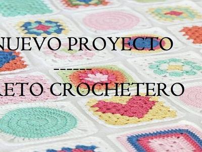 NUEVO PROYECTO EN LANATERAPIA--- RETO CROCHETERO ¡¡¡ ENTERATE!!!