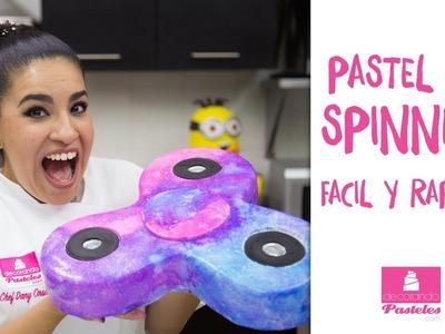 """Pastel Gigante de Spinner """"Fidget Spinner"""""""