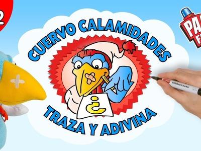 Paulie y Fiona   02 El Show de Traza y Adivina con el  Cuervo Calamidades   Caricaturas para Niños