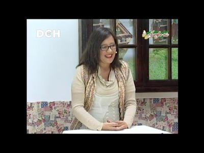 Poncho Irregular - Pilar Silva Tejidos