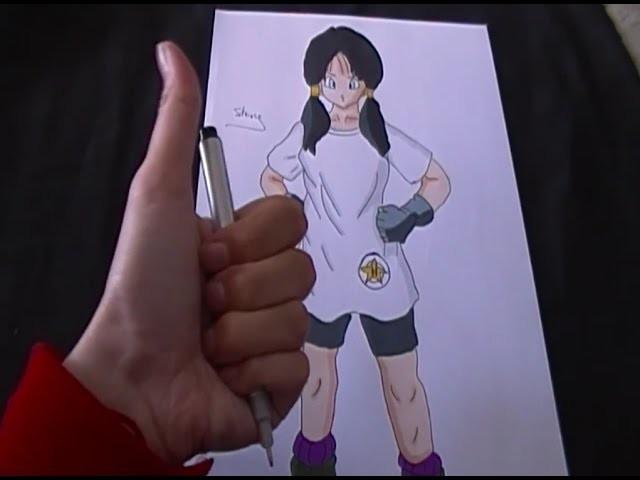 Recopilatorio mis dibujos de Dragon Ball Z y Super parte 4