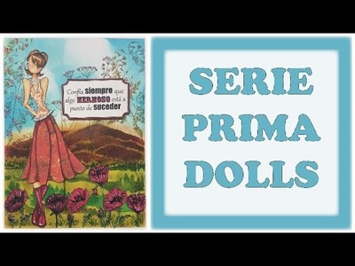 """Serie Prima Doll: """"Confía"""""""