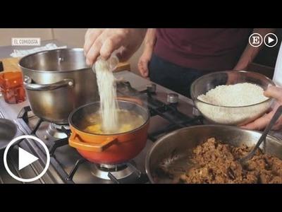 Tutorial: Tres formas básicas de hacer arroz | EL COMIDISTA