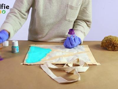 Cómo hacer un totebag o bolsa de tela personalizada | Soluciones Pentrilo