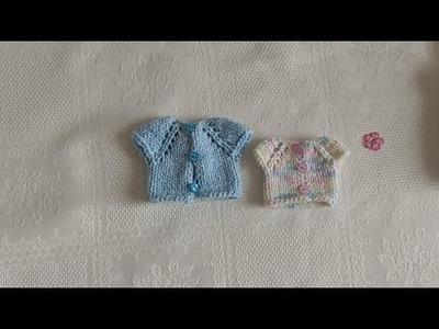 Dos Agujas recuerditos (souvenirs) para baby shower parte #2
