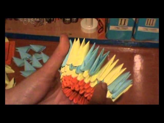 2ª PARTETetera origami 3D 2013 xvid