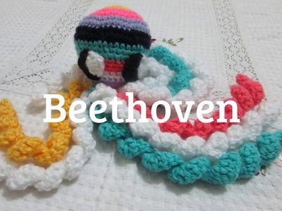Como tejer un pulpo. Beethoven.  Segunda parte