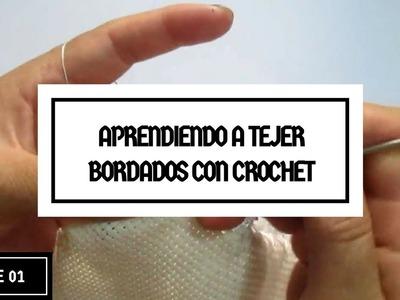 [DIY] Aprende a tejer los bordes de tus manteles con crochet e hilo #6