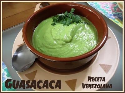 Guasacaca Venezolana la Reina de las salsas
