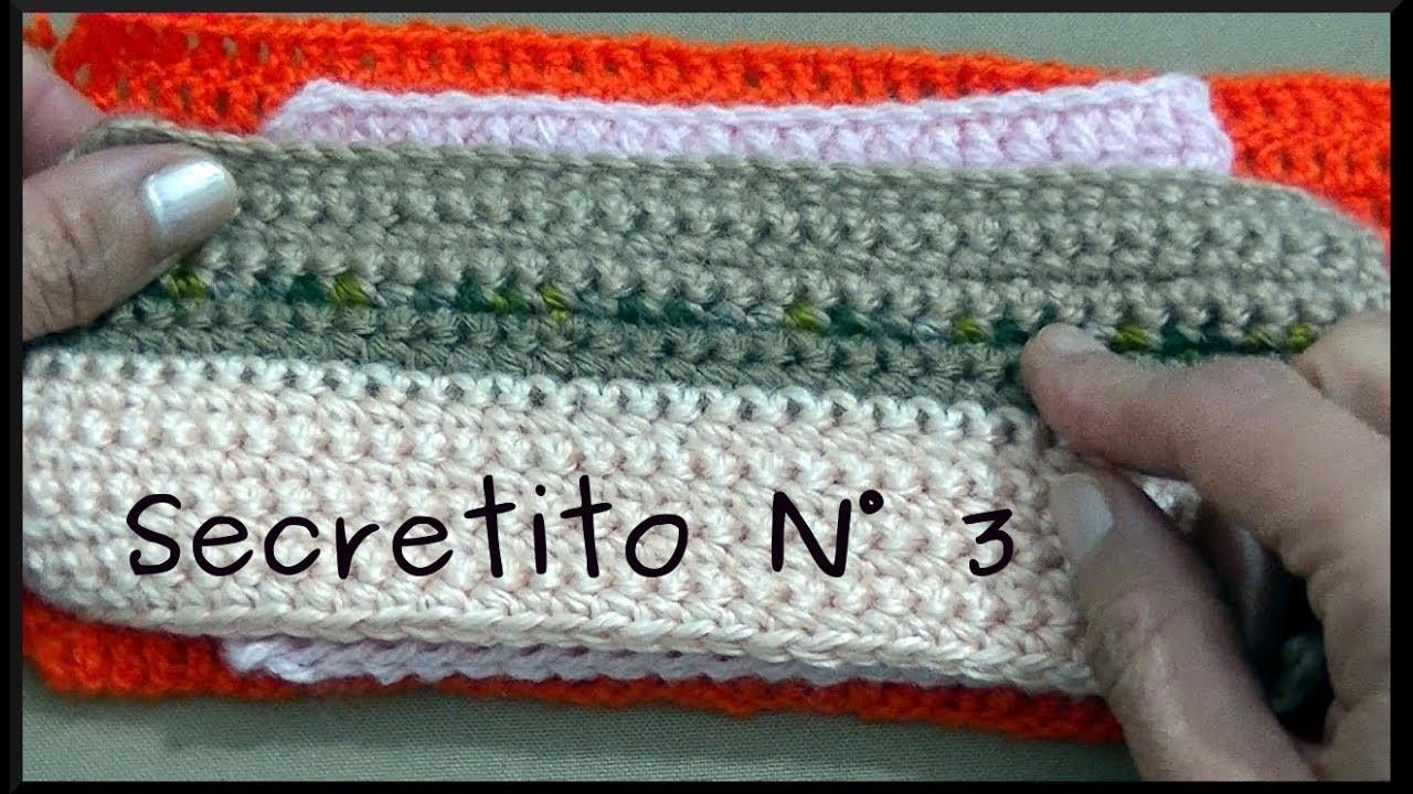 Secreto o Tip ¿Cuáles puntos tejer si eres principiante del Crochet?
