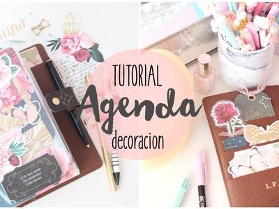 Tutorial Agenda - Separadores y Decoracion | styleandpaper