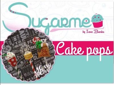 Tutorial cake pops de navidad