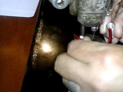 Accesorio para bordar a maquina de coser #10