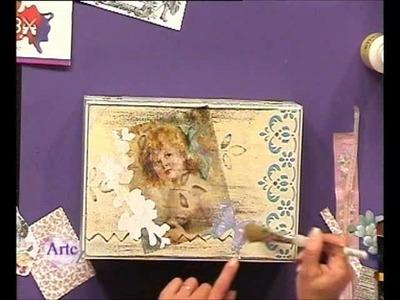 Cómo decorar con imágenes impresas