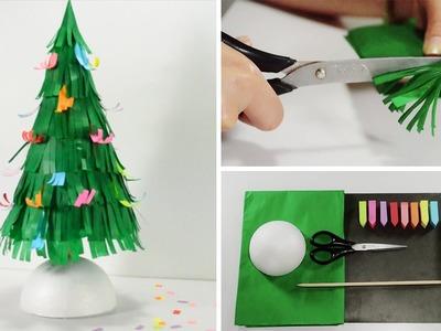 Como hacer tu Arbolito de Navidad fácil y rapido | JPaola