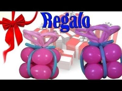 Como Hacer un Regalo de Navidad  con Globos - Hogar Tv  por Juan Gonzalo Angel