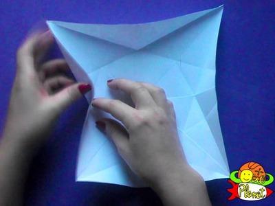 Cómo hacer una paloma de papel (petición de Martín)