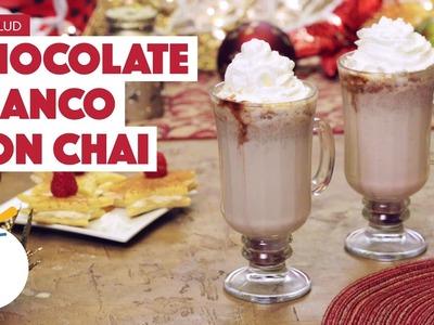 ¿Cómo preparar Chocolate Blanco con Chai? - Cocina Fresca