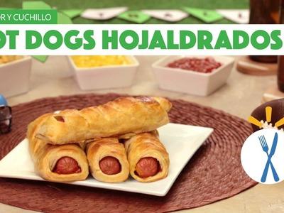 ¿Cómo preparar Hot Dogs Hojaldrados? - Cocina Fresca