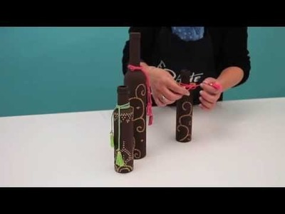 Como utilizar Dimensional 3D , barniz vitrificable y acrilico decorativo chocolate sin hornear???