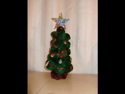 DIY 3 Preciosos Árboles navideños