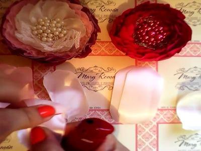 Flor Quemada Mary Roman
