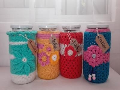 Ideas para utilizar los sobrantes de hilo o lana: hablemos un poco!