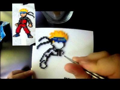 Naruto hama beads mini