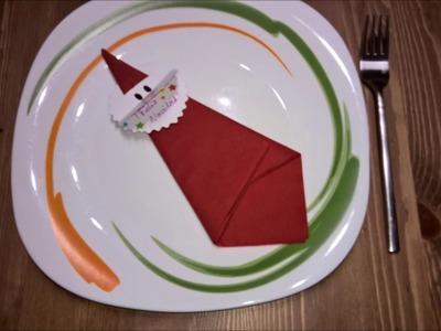 Servilleteros  para Navidad. Christmas napkin holder