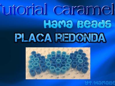 Tutorial Caramelo ( envuelto ) Hama Beads