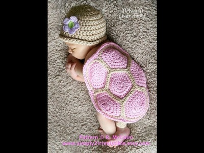 Divertidos disfraces de bebé a crochet
