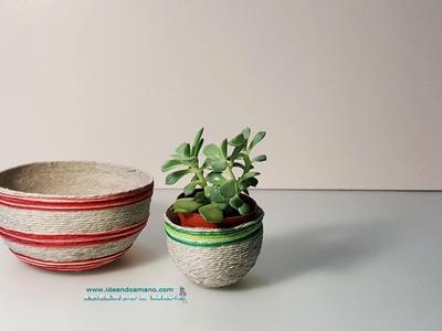 DIY cestas fáciles de hacer