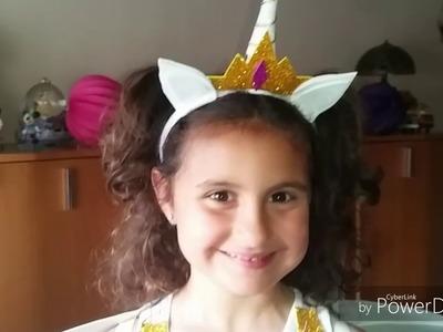 DIY Disfraz de Celestia y Fiesta My Little Pony