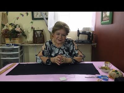 DIY - Falda de Picos sin Costura