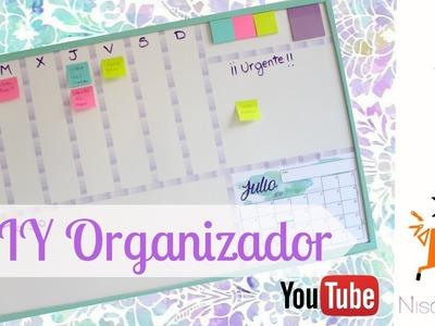 DIY Organización con Materialescolar.es + SORTEO. Nisabelt
